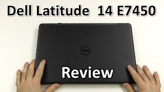 dell Latitude 14 E7450 Review - Best Business Laptop?