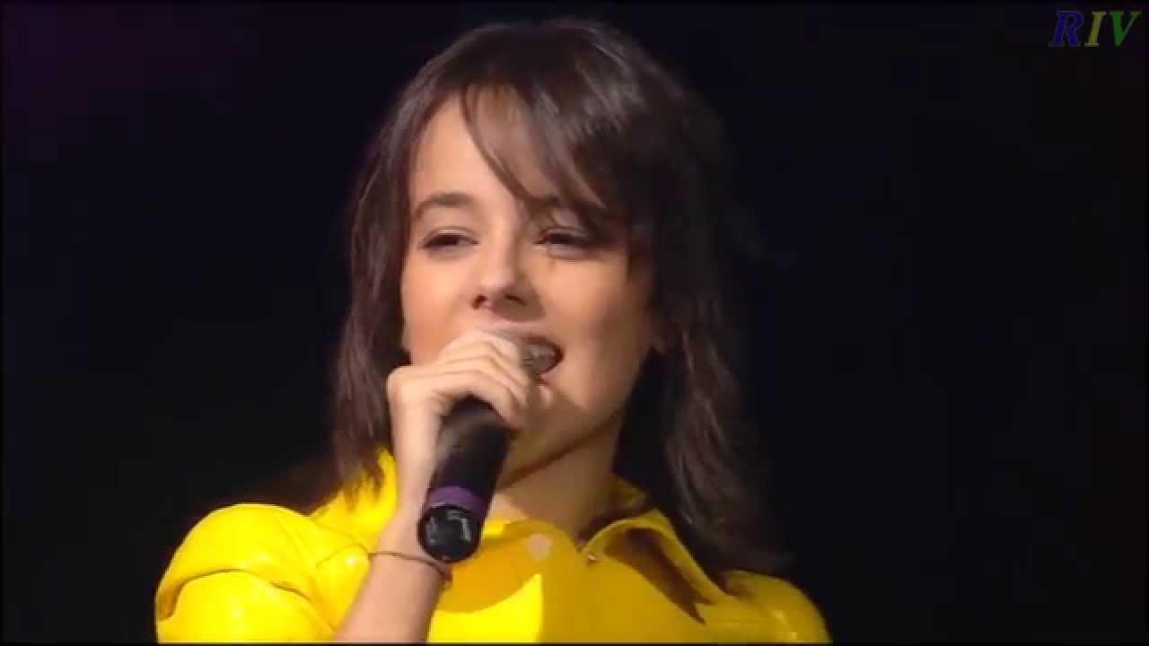 concierto alizee 2004