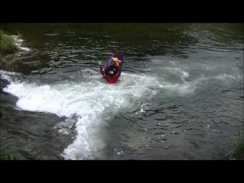 2016 7 24 HIROSHIMA still water free style kayak
