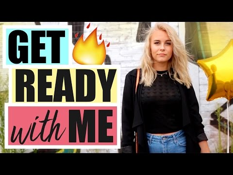 GET READY WITH ME - chilled outdoor day 🔥 | Dagi Bee