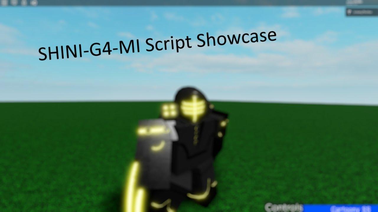 Roblox Script Showcase Shini G4 Mi Youtube