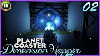 THE HAUNT! New Motion Track Ride! Ride Spotlight 45 #PlanetCoaster