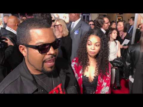 'FIST FIGHT' World Premiere with Cast Interviews!