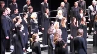 23°Gran Premio Europeo di Canto Corale 2011 - Coro Città di Roma