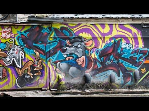 Malaysia Kuala Lumpur  E  A Retze  E  A Case  E  A Katun  E  A Siek  E  A  Graffiti Joiners