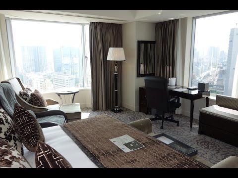 InterContinental Tokyo Bay, King Superior Club InterContinental Tokyo Tower View Room