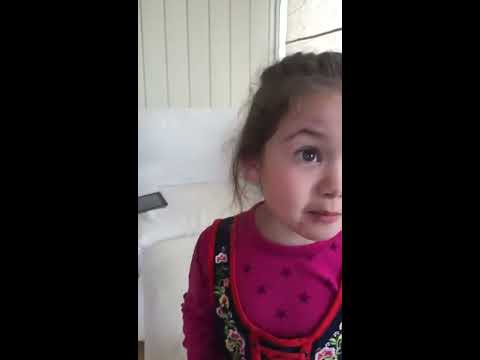 """I Won't Eat Animals,"" Girl Tells Her Mother"