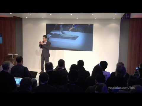 HTC Legend at MWC 2010