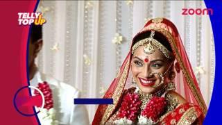 Surbhi Jyoti Attends Karan Singh And Bipasha Basu's Wedding   #TellyTopUp