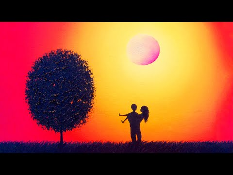 Music to Attract a Love Partner - visualization