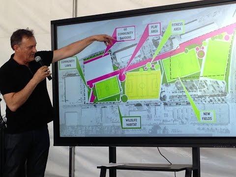 Santa Monica Community Gathers to Assess Airport Park Expansion Project Proposals