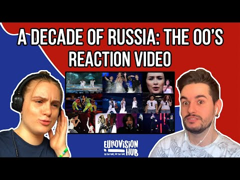 A Decade Of Russia At Eurovision: The 00's (Reaction Video)