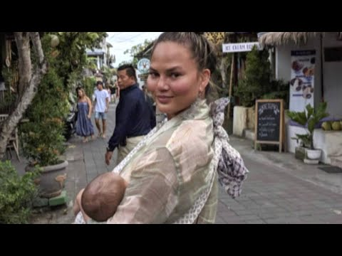 Chrissy Teigen Live Tweets Earthquake Scare in Bali