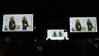 Supernatural Comic Con Panel 2019 pt. 1
