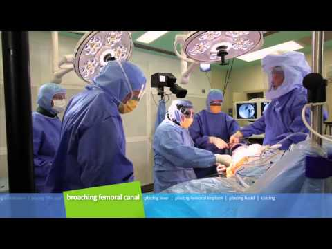 The Latest Procedure: Anterior Approach Total Hip Replacement Surgery