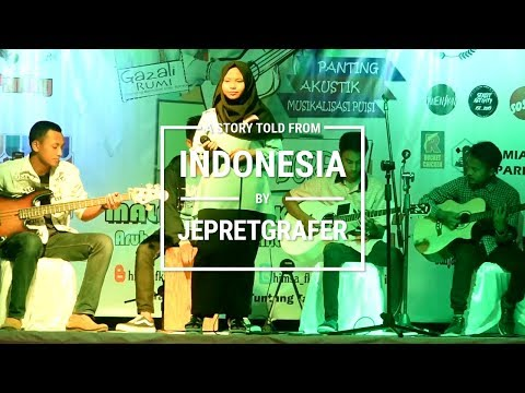 Ampat Si Ampat Lima, Banjarese Folksong - Seven Dream, Acoustic Music Festival 2017