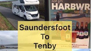 Van Life Leg 2 - Saundersfoot to Tenby