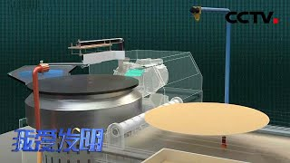 《我爱发明》 20210106 旋转俏煎饼|CCTV农业 - YouTube