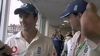 Channel 4 Cricket - Today at the Test (12th September 2005)