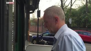 Jeremy Corbyn Silent On Labour Anti-Semitism Row