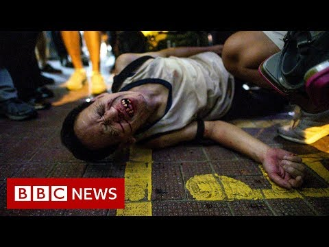 Hong Kong: Looking Back At 100 Days Of Protests - BBC News