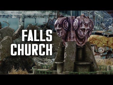 Falls Church & The Lost Initiate - Helping Hoss & Pek - Fallout 3 Lore