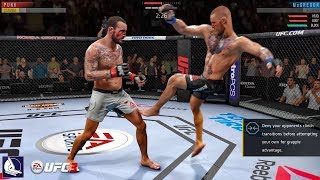 ea Sports UFC 3: Epic Gameplay feat. CM Punk vs. Conor Mcgregor (UFC 3 Champions Edition!)