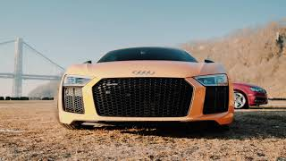 Audi Sport Club NYC : Sunday Funday With 2 Audi R8's & Audi S4