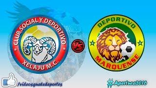 Club Xelaju vs Deportivo Marquense full match