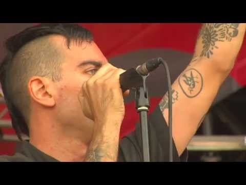 Anti-Flag Live - Death of the Nation @ Sziget 2012