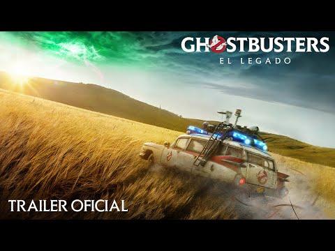 GHOSTBUSTERS: EL LEGADO | Tráiler oficial en español (HD)
