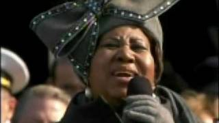 Aretha Franklin  MY COUNTRY