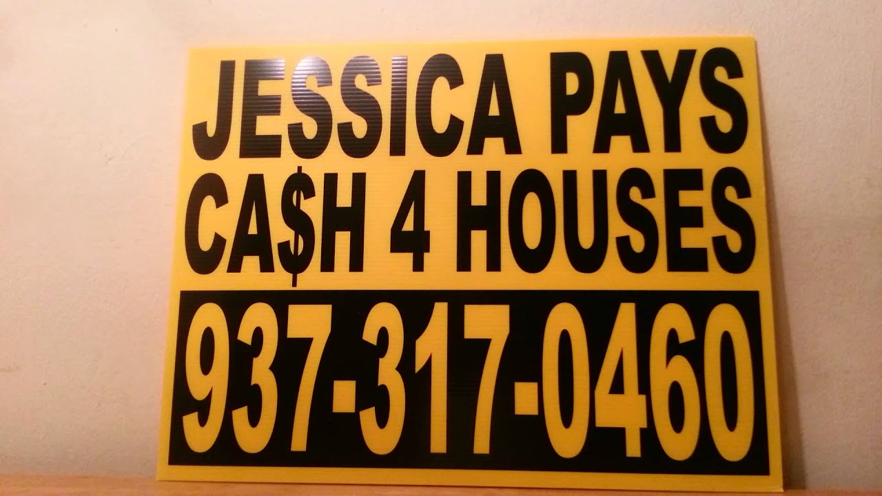 WE PAY CASH FOR SPRINGFIELD OHIO HOUSES - YouTube