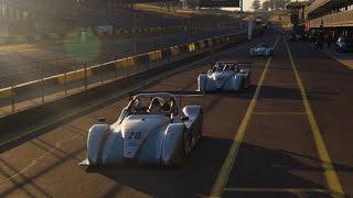 DJI Zenmuse X5 Series - Sydney Motorsport Park