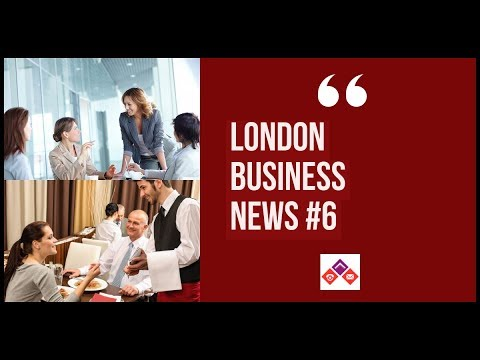 London Business News Episode #6 From Hold Everything Virtual Office