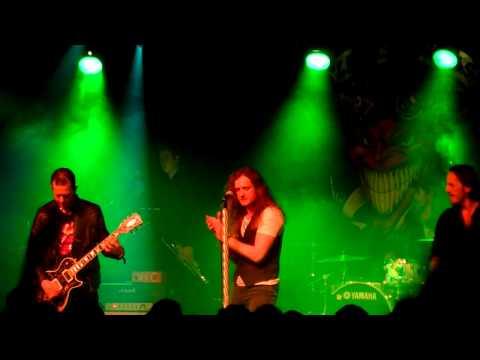 Boneyard ' Live ' Little Angels Rock City 6 December  2012.