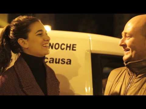 Reportaje Cuatro de los Ángeles Malagueños de la Noche
