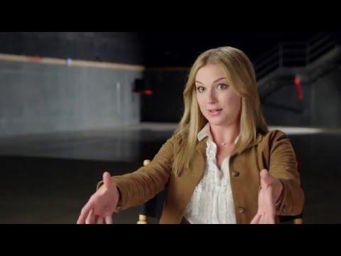 "Captain America Civil War Behind-The-Scenes ""Sharon Carter"" Interview - Emily VanCamp"