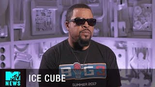 Ice Cube on 'No Vaseline' & Reconciling w/ N.W.A. | MTV News