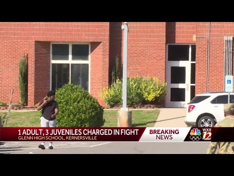 Fight among parents, students reported at Kernersville high school