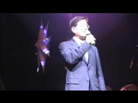 Nguyen Ngoc Ngan Intro the Vietnamese Music Show at Turning Stone Casino & Resort