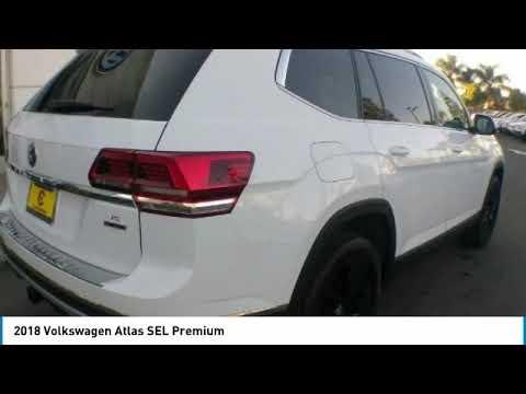 2018 Volkswagen Atlas 2018 Volkswagen Atlas SEL Premium FOR SALE in Bakersfield, CA V1218