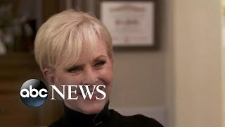 'I don't see anyone carrying the voice of reason mantle right now': Cindy McCain