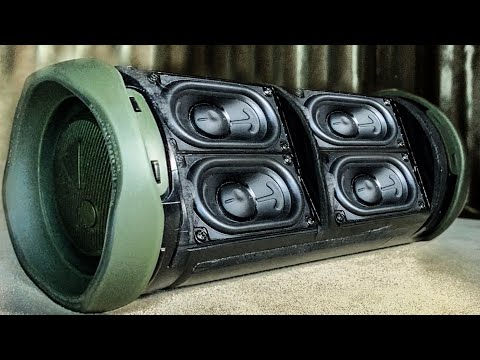 JBL FLIP 5 MAX DOUBLE DECKER | EXTREME BASS TEST