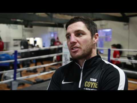 Tommy Coyle interview