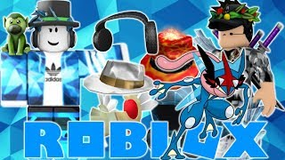 DONATED 732B+ WORTH OF RAP AND OMEGA ITEMS AND POKEMON! // ROBLOX- CC and PBB