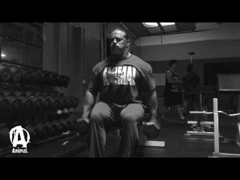 "The Animal Underground: Heavy Shoulder Training with Dan ""BOSS"" Green"