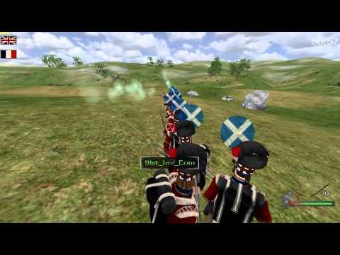 91st Regiment of Foot Argyllshire Highlanders - Thursday Linebattle 04/07/2013