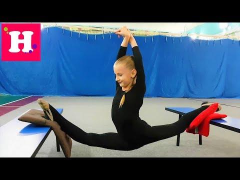 Как вырастить чемпионку по художественной гимнастике