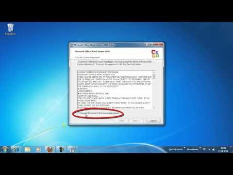 Word 2010 - DOCX-Dateien mit dem Word Viewer öffnen